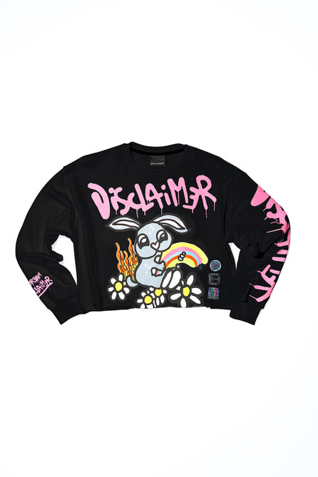 SWEATSHIRT 50660 W Disclaimer