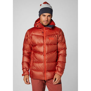 Helly Hansen Giubbotto Vanir Icefall Down Jacket Orange