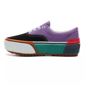 Vans Confetti Era Stacked Fairy Wren/Sea Green