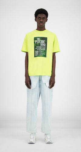 Daily Paper T-shirt Hensha Sharp Green 1