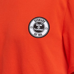 Hummel T-Shirt Embroidered Badge - inside-soulfulsore