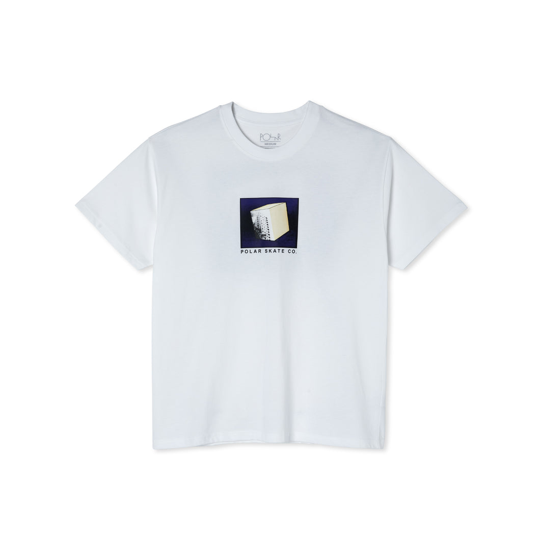 Polar Isolation Tee white
