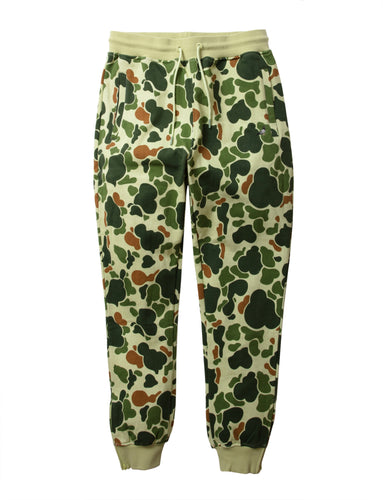 Staple Pigeon Logo Sweatpant Camouflage front