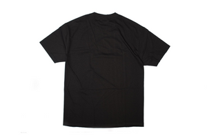 Pleasures T-Shirt Mania Logo Black