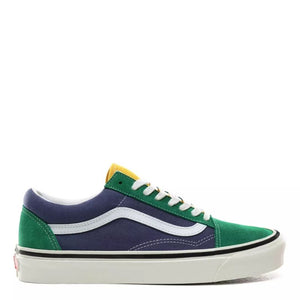 Vans Anaheim Factory Old Skool 36 Dx Og Emerald/Og Navy