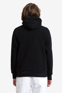 Life Sux Polar Fleece Hoodie Black