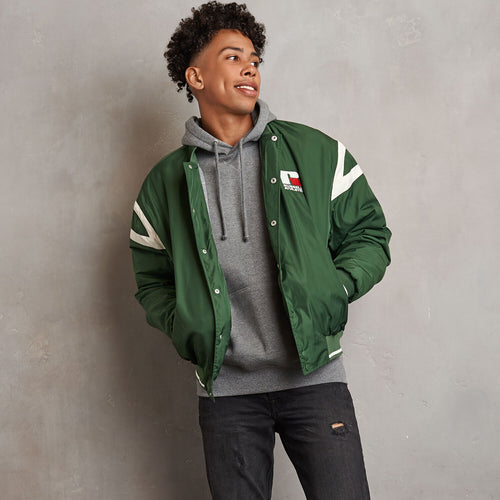 Russell Athletic Duke Bomber  indossato front