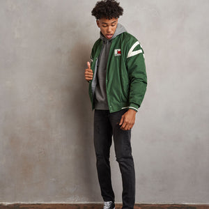 Russell Athletic Duke Bomber indossato
