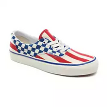 Carica l'immagine nel visualizzatore di Gallery, Vans Anaheim Factory Era 95 Dx Og Red Stripes/Og Blue check