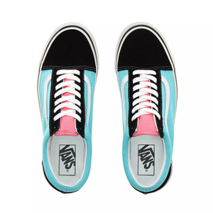 Vans Anaheim Factory Old Skool 36 Dx Og Black/Og Aqua