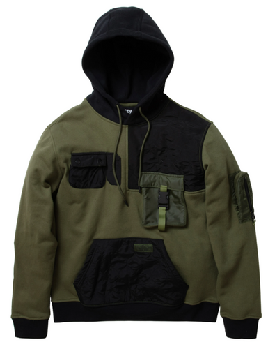 Tactical Hoodie fronte