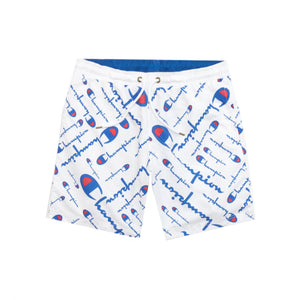 Champion Bermuda Boardshorts Logo All-Over - inside-soulfulsore