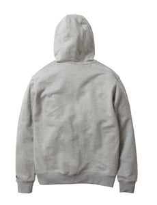 Staple Pigeon Zip Hoodie Fall 2.0 Grigia  back