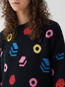 Lazy Oaf Maglione Maglione Takes All Sort Jumper