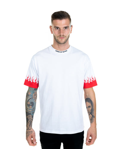 Vision of Super Flame Red Tee