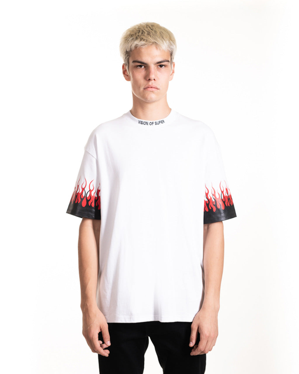 Vision of Super Flame Double Tee