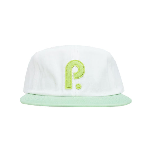Paterson Cappello Club Hat Club Hat White/Wasabi - inside-soulfulsore