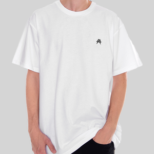 Basic Logo T-shirt White