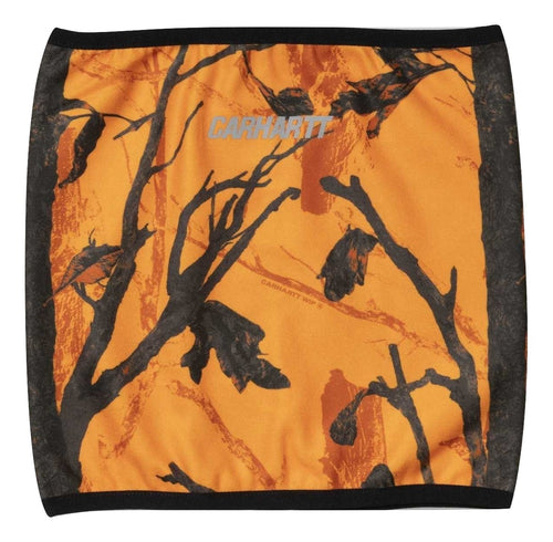 Carhartt  Scaldacollo Beaufort Neckwarmer Camo Tree Orange