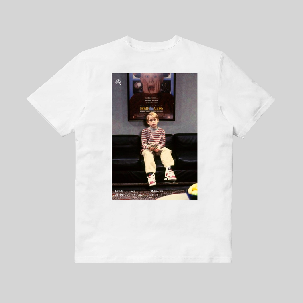 Home Alone T-shirt Bianca retro