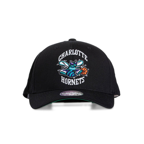 Team Logo High Crown Snapback Charlotte Hornets