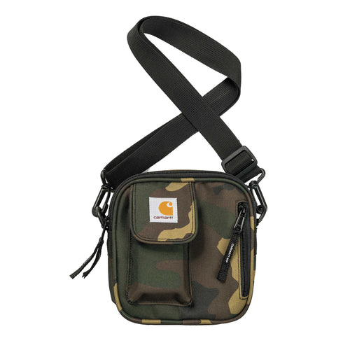Carhartt Shoulder Bag | Essentials Bag Camo - inside-soulfulsore