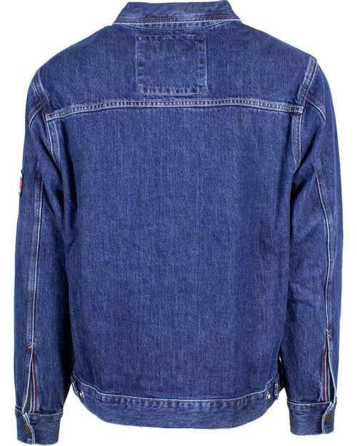 wholesale dealer 7aa4a 67c7b Tommy Hilfiger Giacca Oversize In Denim