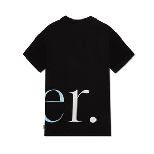 Iuter T-shirt United Tee Black