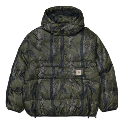 Carhartt Jones Pullover Jacket Camo Tree/Green