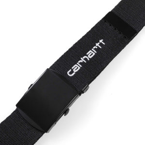 Carhartt Cintura Orbit Belt Black - inside-soulfulsore