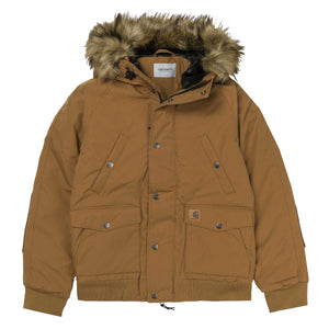 Carhartt Giubotto Trapper Hamilton Brown
