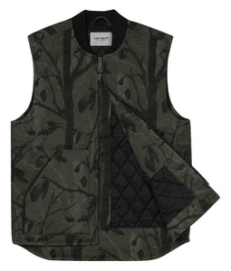 Carhartt Vest Camo Tree/Green Rigid