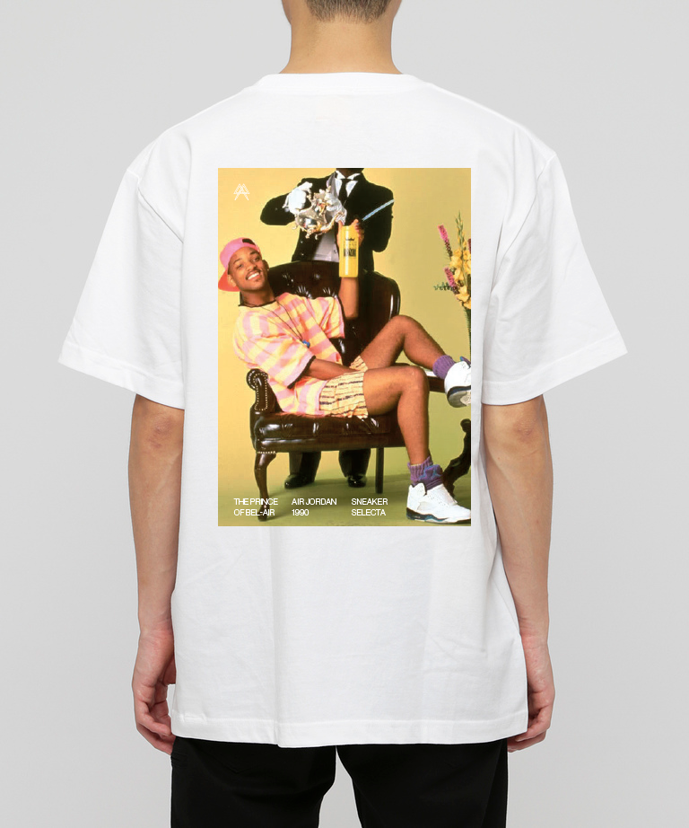 Willy TEE - Willy, il principe di Bel-Air T-shirt