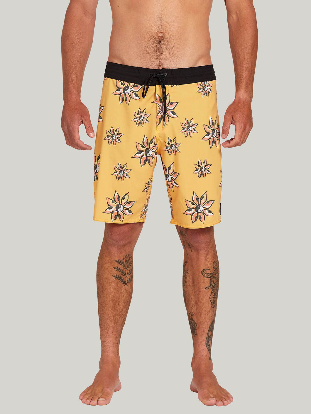 Volcom Burch Stoney 19'' Men's Boardshort-Volcom-CoastalSurf