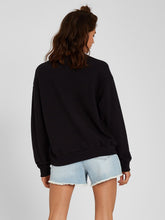 Load image into Gallery viewer, Volcom Volcheck Fleece Black-Volcom-CoastalSurf