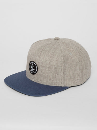 VolcomQuater Twill Cap China Blue-Volcom-CoastalSurf