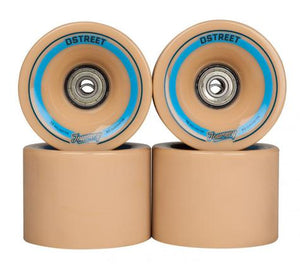 D Street Freedom Wheels and bearings-D Street-CoastalSurf