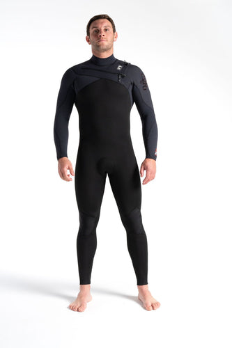 Rewired Cz 32 CHARCOAL/BLACK Wetsuit-C Skins-CoastalSurf
