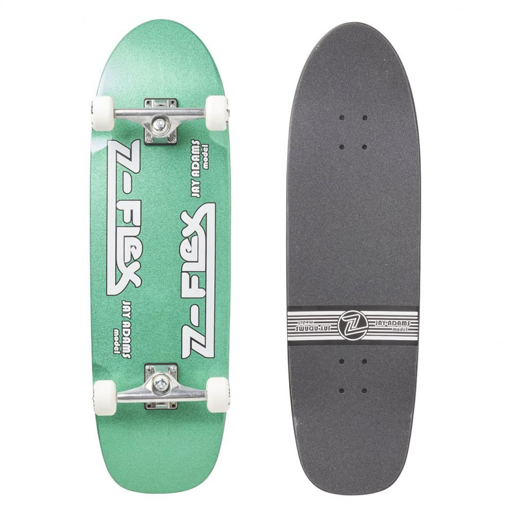 Z Flex Jay Adams Pro 33 GREEN/METALFLAKE-Z Flex-CoastalSurf