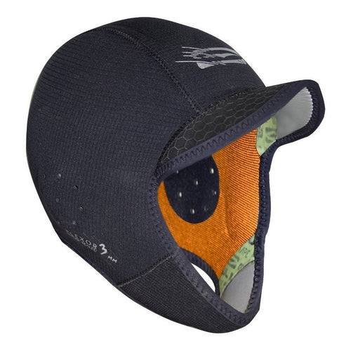 Gul Flexor 3mm Peaked Surf Cap-Gul-CoastalSurf