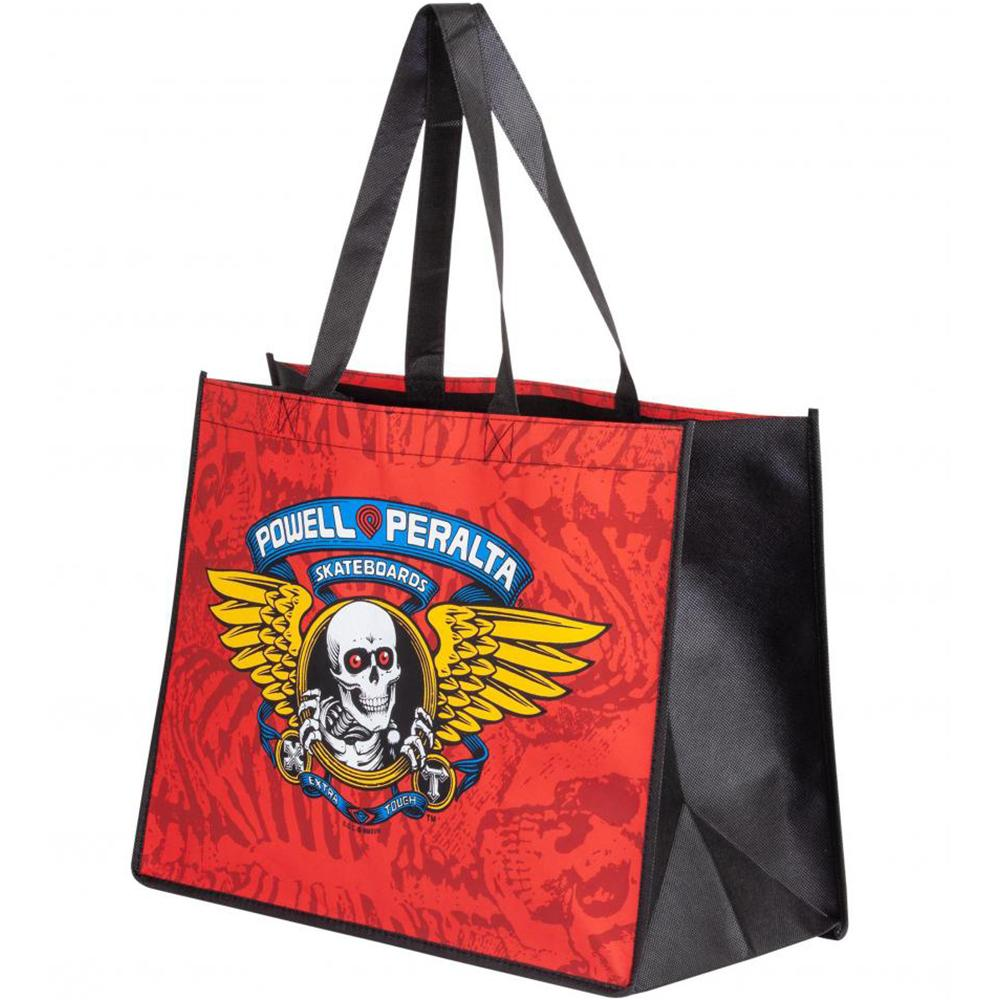 Powell Shopping Bag RED Shoppig bag-Powell Peralta-CoastalSurf