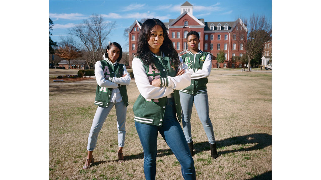 Alpha Kappa Alpha Sorority featured in Vogue Magazine
