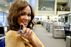 The Nail files: Lyndsay Christian, News Reporter and Anchor