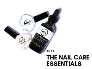 The Nail Care Essentials - Natural Nail Care by D.I.D. Nail Paint
