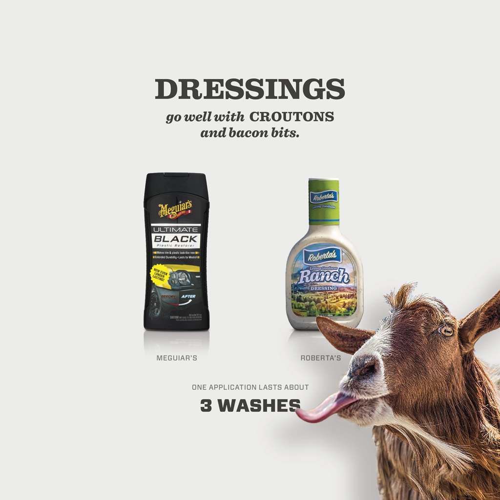 trim coat promo wipe vs dressing