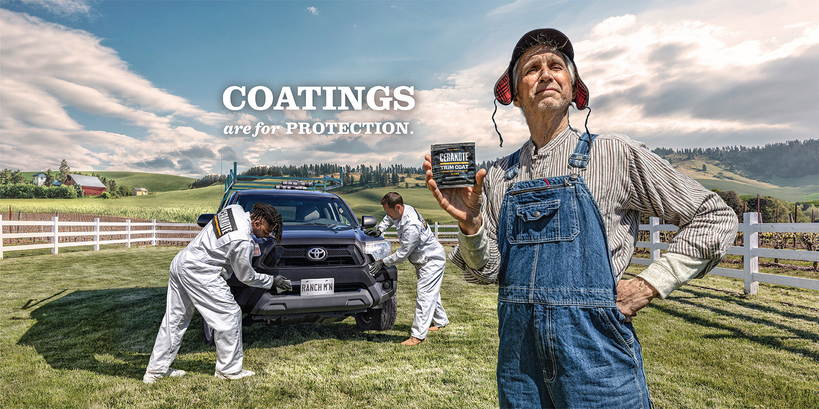 coatings are for protecting