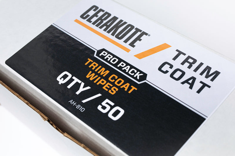 Cerakote Ceramic Trim Coat Pro-Pack