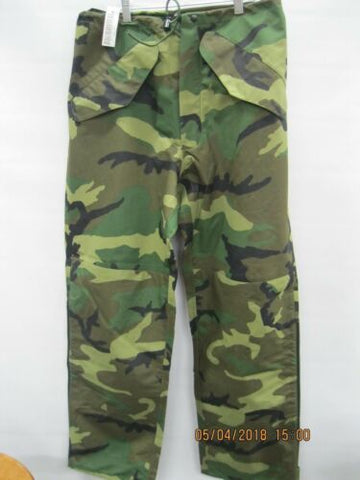 USGI Goretex Pants Woodland SL