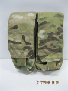 ISAP Double-Double 556 Mag Pouch MultiCam * MADE IN USA