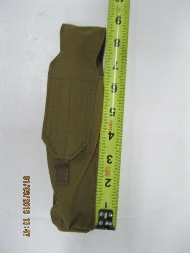 t3 Gear Pop Up Flare Pouch Coyote